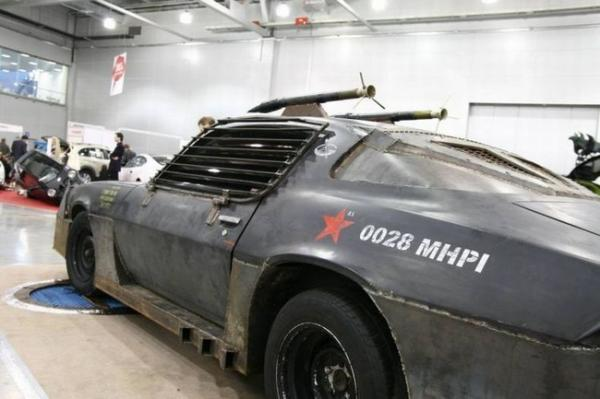 Самый необычный тюнинг Chevrolet Camaro (26 фото)