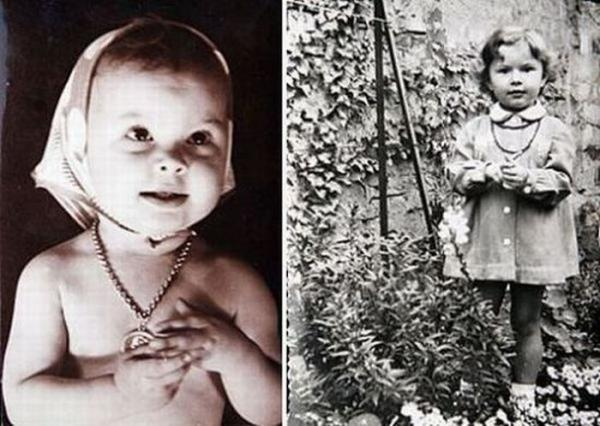 Как симпатичная девушка Maria Geronazzo превратилась в монстра (23 фото)