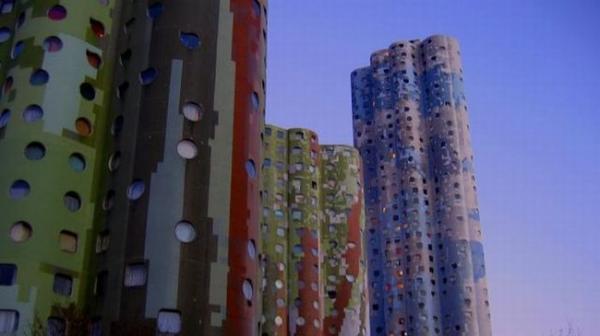 Необычные здания (8 фото)
