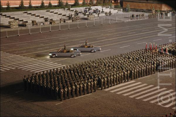 Репетиция очередного парада в Москве (61 фото)