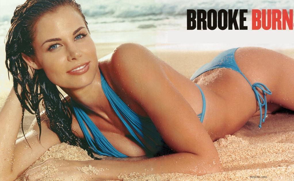 Brooke burns hq wallpapers