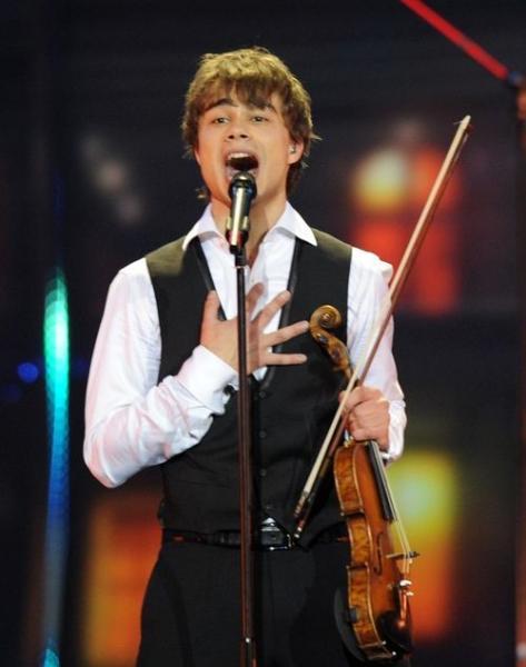 Александр Рыбак стал победителем «Евровидения-2009» (22 фото)