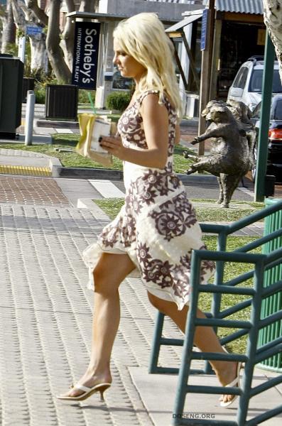 Настоящая красота Бритни Спирс (8 фото)