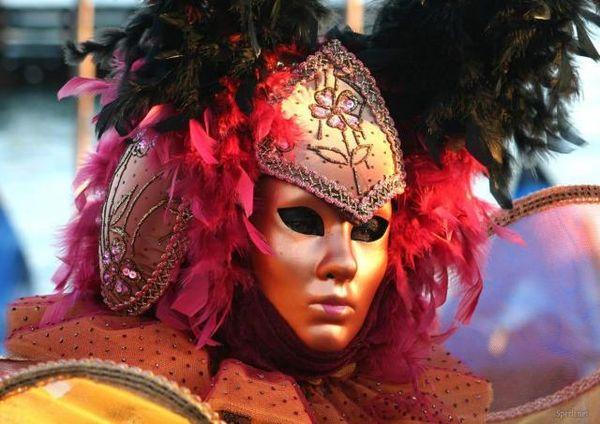 Венецианские маски (36 фото)