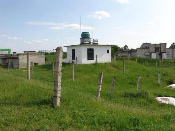 Советская ракетная база с командным пунктом (28 фото)