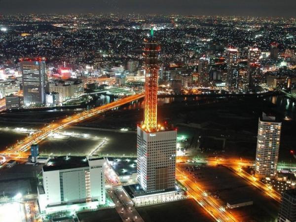 Ночные города (29 фото)
