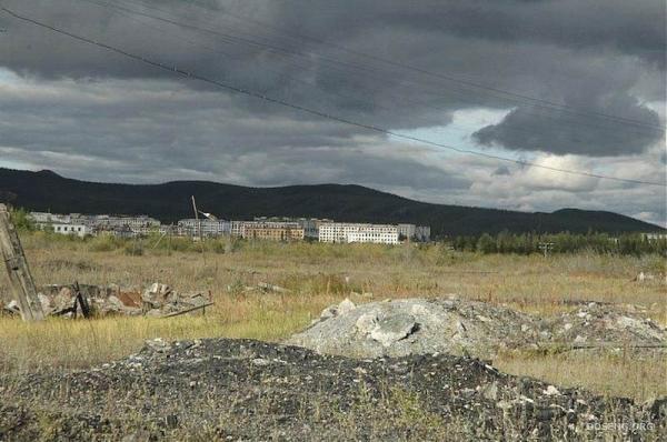 Заброшенные места (80 фото)