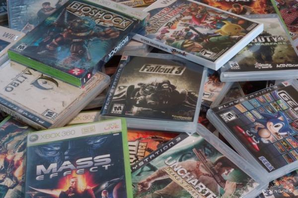 Фанаты компьютерных игр (8 фото)