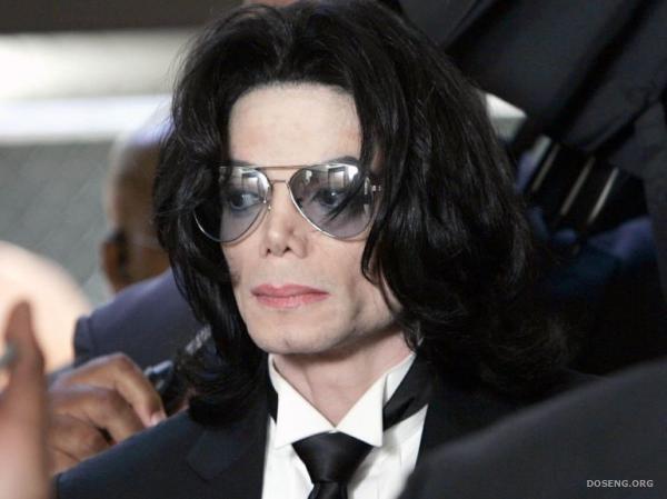 Майкл Джексон умер в Лос-Анджелесе (13 фото+текст)