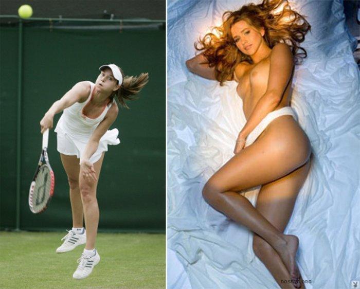 Tenniswoman Naked Xxx Mobile Optimised Photo For Android