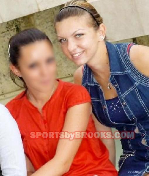Теннисистка с самой большой грудью (5 фото)