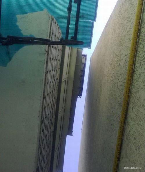 Строительный маразм (4 фото)