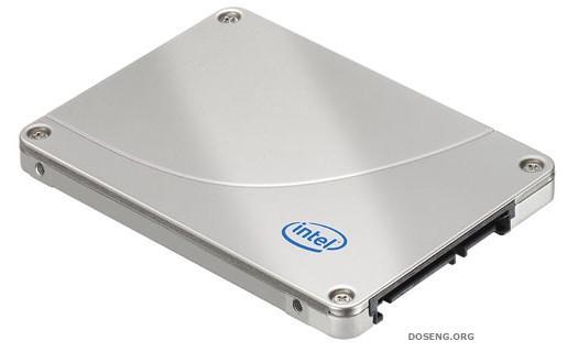 Intel переводит SSD на 34 нанометра