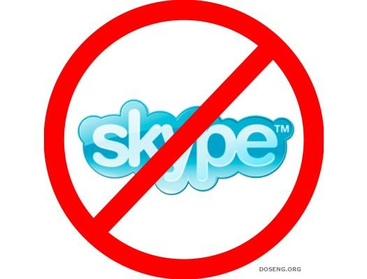 Skype — хотят запретить (и остальных VoIP операторов)