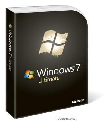 Финальная версия Windows 7 ушла в печать