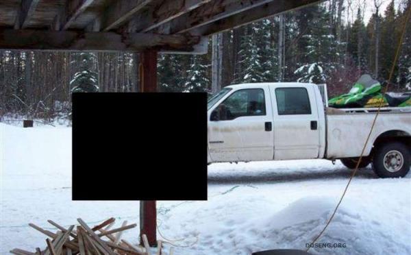 Мойка авто в Канаде (2 фото)