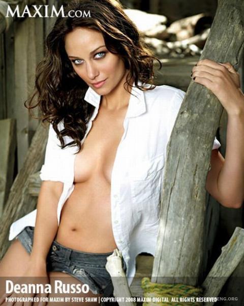 ТОП-100 самых красивых и сексуальных девушек 2009-ого года по версии MAXIM  ...