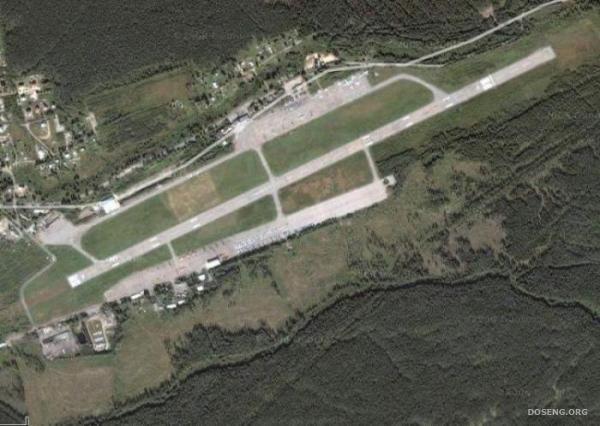 Жизнь аэропорта (3 фото)