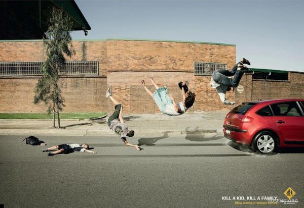 Социальная реклама (3 фото)
