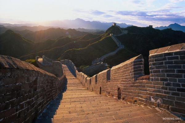 Великая Китайская стена (16 фотографий)