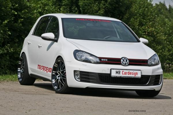 VW Golf GTI VI by MR Cardesign (10 фото)