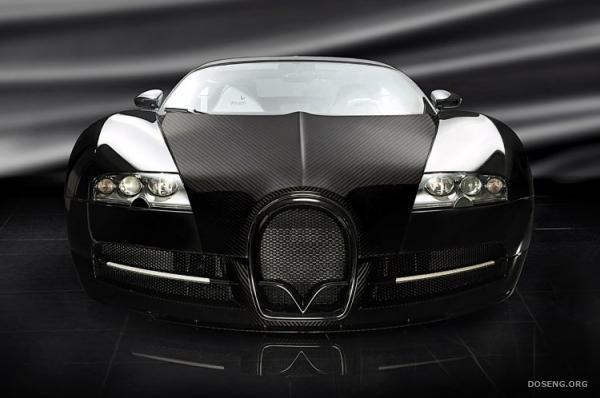 Mansory Bugatti Veyron Vincero (27 фото)
