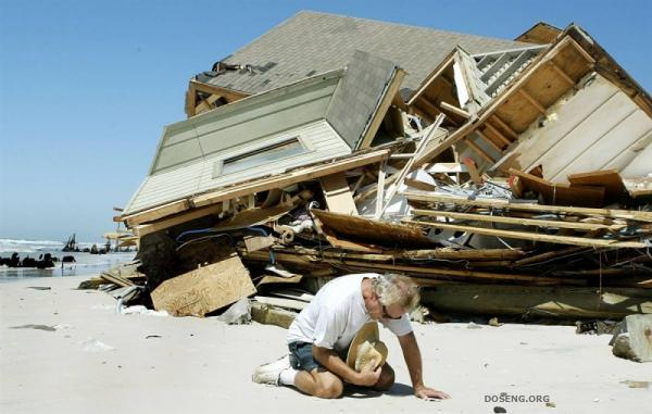 Cтрашные ураганы в истории США (фото + текст)