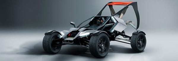 Parajet SkyCar — первый автомобиль-параплан (4 фото)