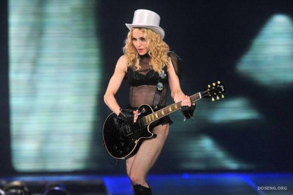 История Мадонны в фотографиях (28 фото)
