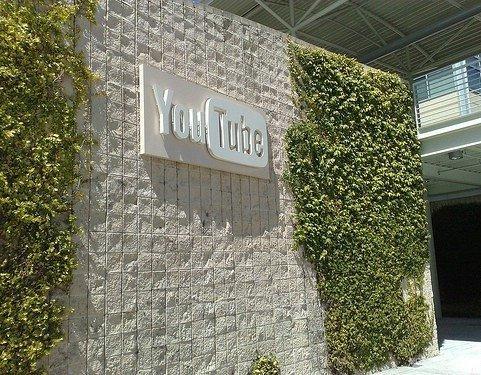 Офис YouTube (20 фото)