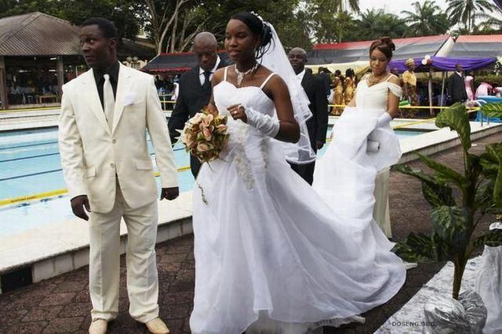 Свадьба с африканцем 94