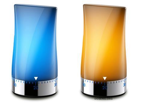Timer to Light: концепт светильника с таймером