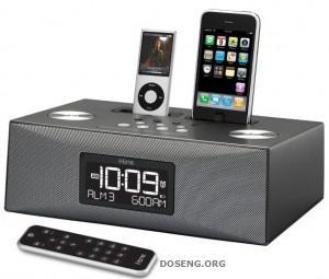 iHome iP88G - двойная док-станция для iPod