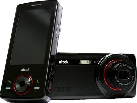 Камерафон Altek T8680