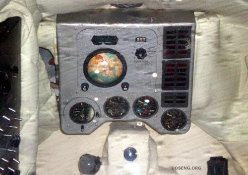 Пульт управления настоящего космического корабля ( фото)