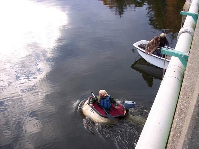 приколы с лодочными моторами