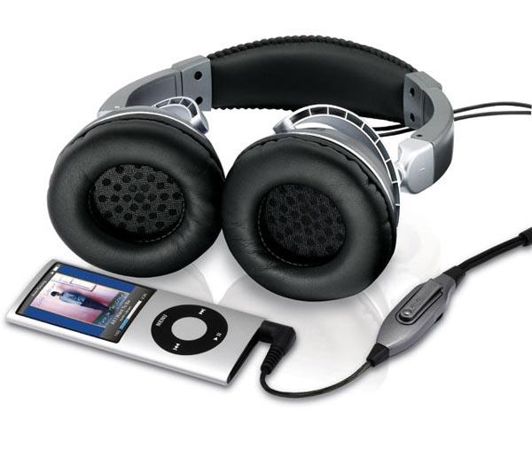 Наушники-динамики iHome iHMP5 Headphones