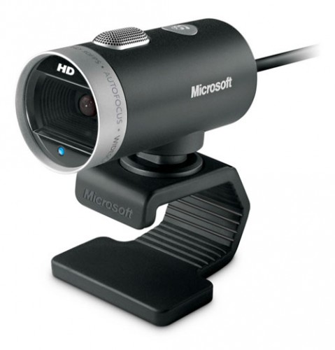 Веб-камера Microsoft HD LifeCam Cinema
