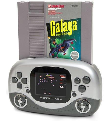 Retro Mini Handheld – гаджет для ретрогеймеров