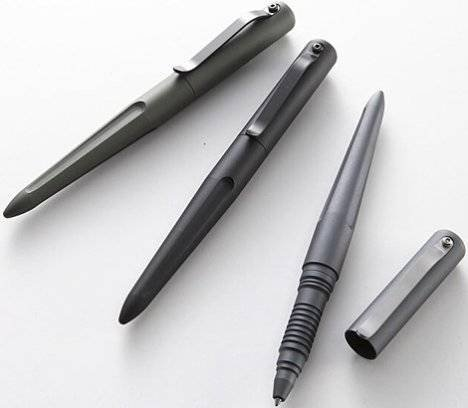 Ручка для экстремалов Mil-Tac Tactical Defense Pen