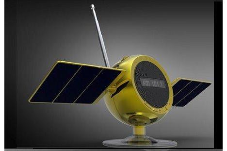 «Солнечный» будильник MIR Solar Alarm Clock