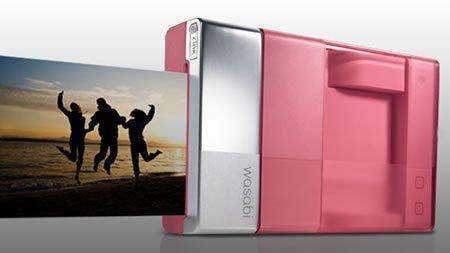 Мобильный принтер Dell Wasabi PZ310