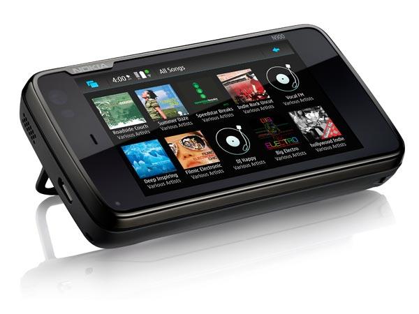 N900 – очередная новинка от Nokia