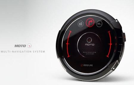 ������������� ���������� ��� ������������� Moto Multi Navigation System