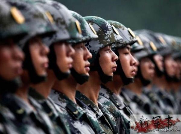 Армия Китая (29 фото)