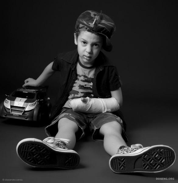 Очаровательные детишки (42 фото)