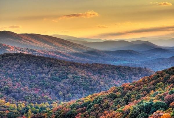 Красивые пейзажи (57 фото)