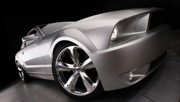 Ford Mustang от Iacocca (19 фото)