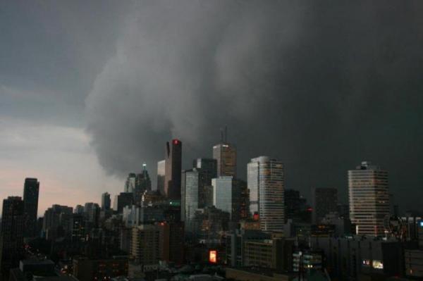 В Канаде непогода (27 фото)