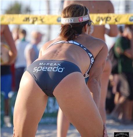 Пляжный волейбол (18 фото)